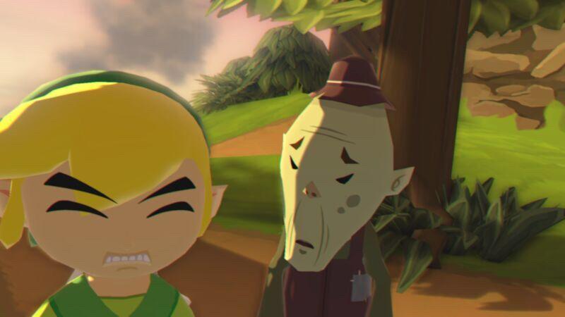 Top 10 Weirdest Legend Of Zelda Characters Zelda Amino