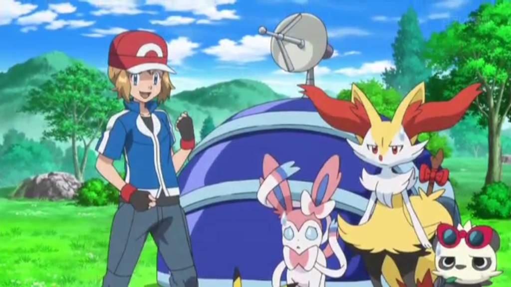 Pokémon XY&Z - Episódio 12   PCBlogTester