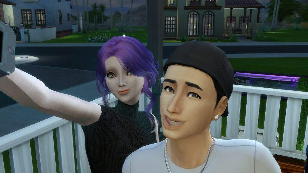how to make two sims move in together sims 4