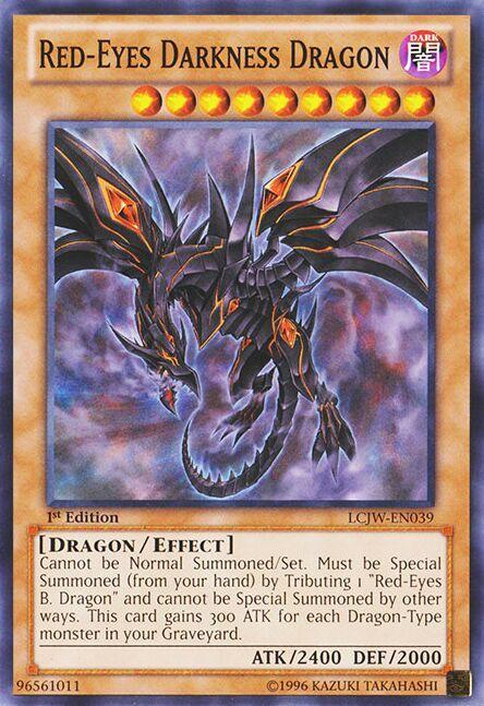 Red-Eyes B. Dragon   YGO Amino