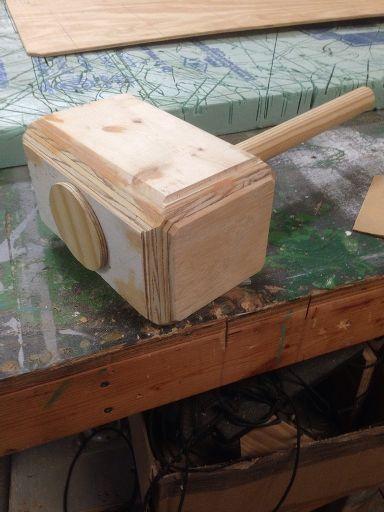 Poe Mjolnir Build