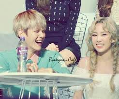 Taeyeon baekhyun still dating after 5