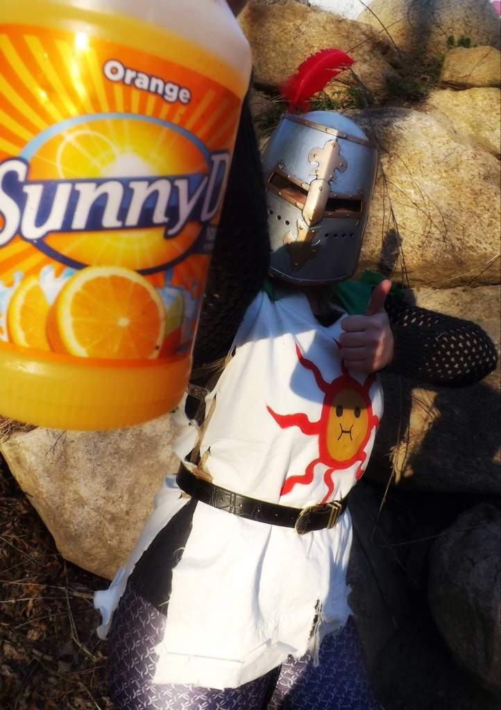 Solaire Cosplay