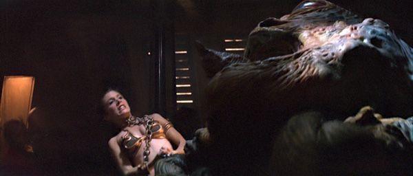 30 Day Challenge - Day 11   Star Wars Amino Jabba The Hutt Choked