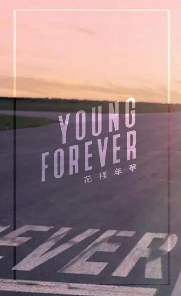 Fondos BTS Young Forever~ ????
