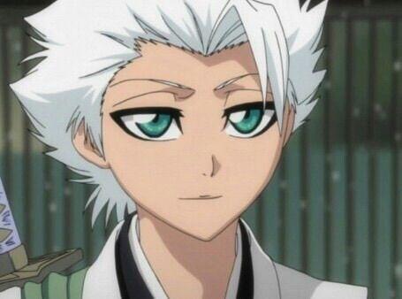 Hitsugaya Toshiro - Puberty hit him like a bomb | Anime Amino