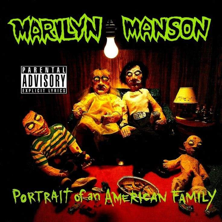 an error occurred - Marilyn Manson This Is Halloween Album