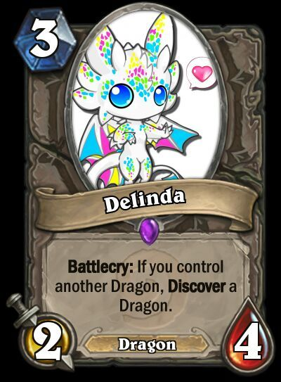 how to get dragon cards hearthstone