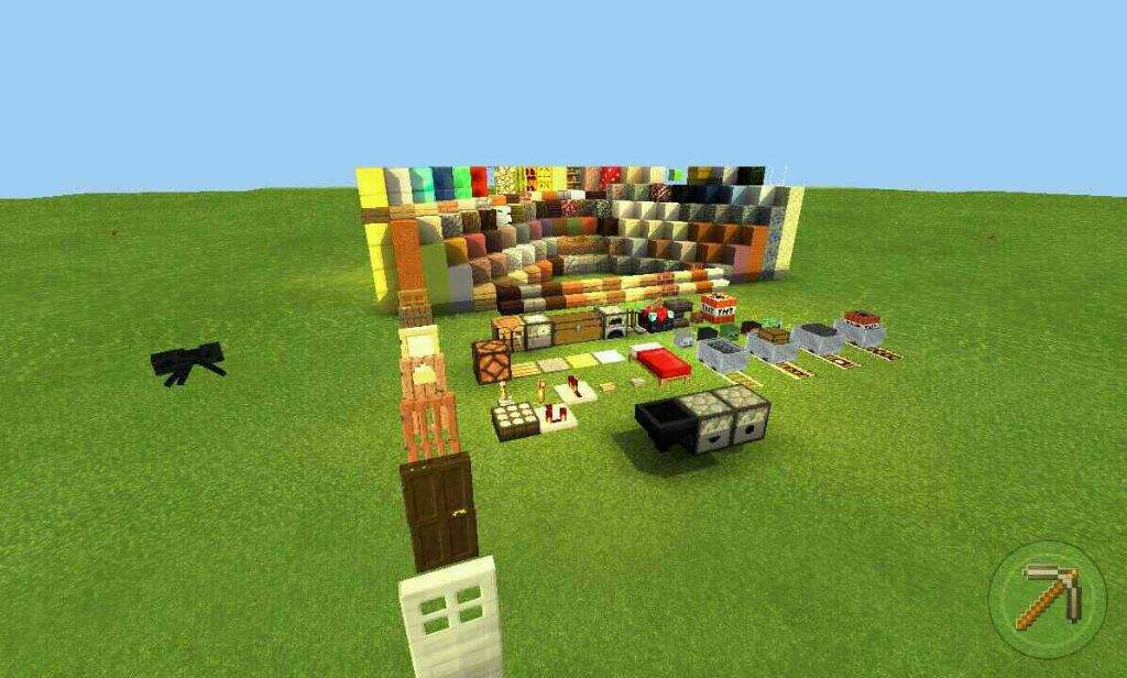 Minecraft PE Texture Pack Review : Faithfull With Shaders