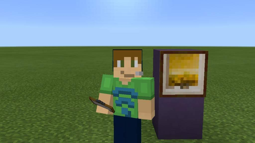 how to go through a painting in minecraft