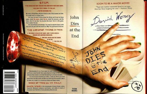 John Dies at the End-David Wong | Wiki | Horror Amino