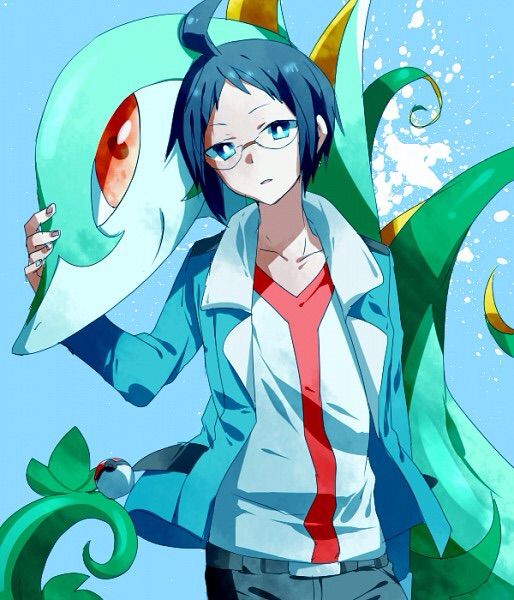 •CA: Cheren~Tag Team Blog• | Pokémon Amino