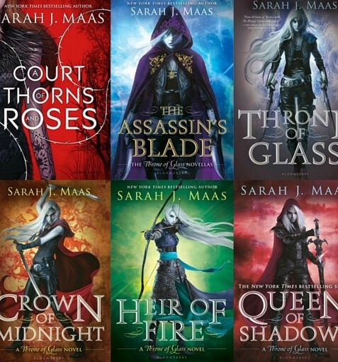 sarah j maas writing advice from famous authors