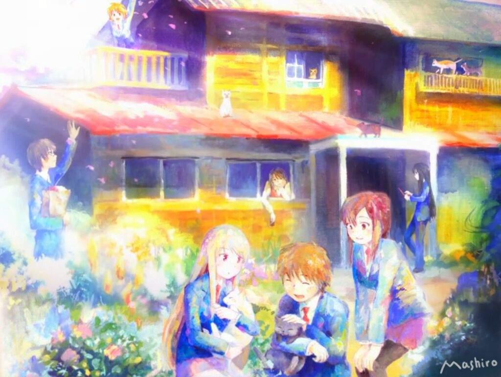 sakurasou no pet na kanojo anime amino