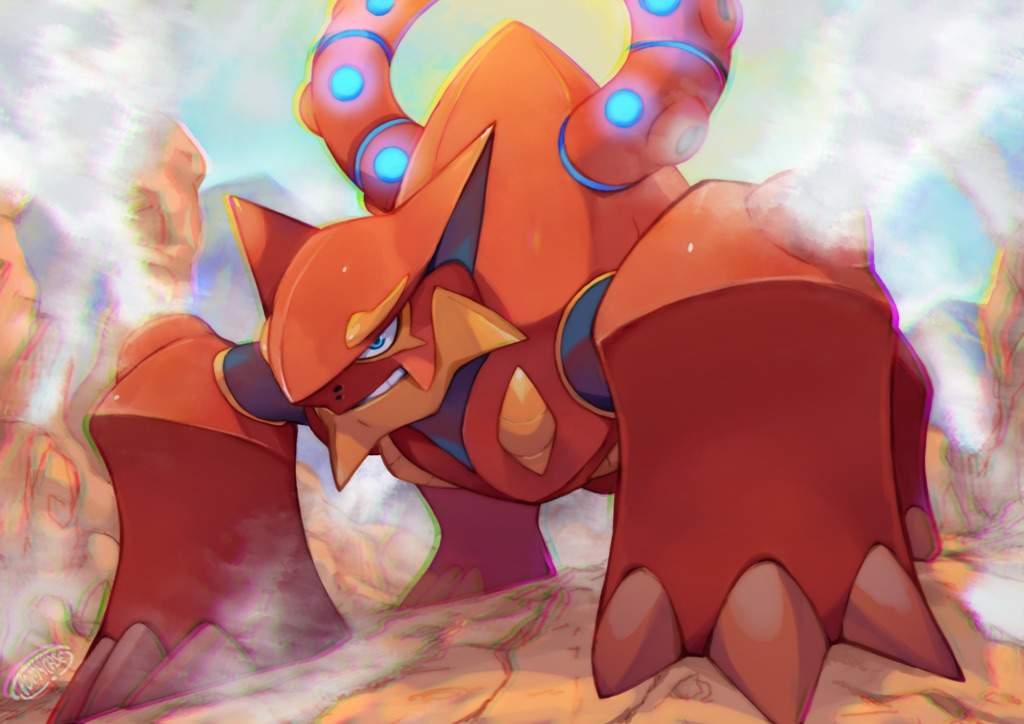 Best Nature For Volcanion