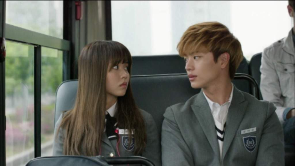Image result for gong tae kwang and eun bi