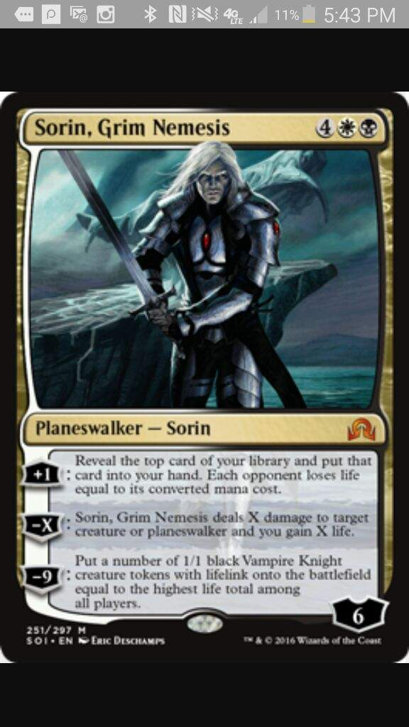 Mtg planeswalkers white