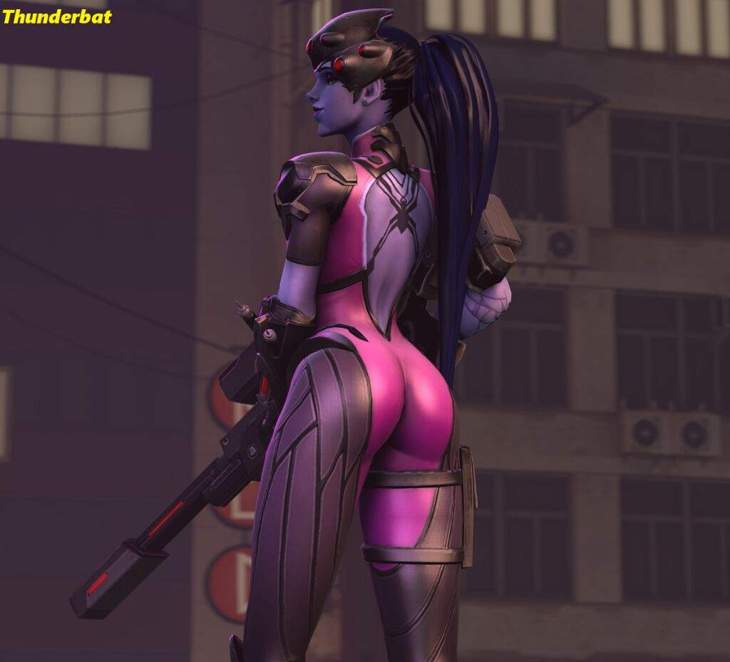 widowmaker butt