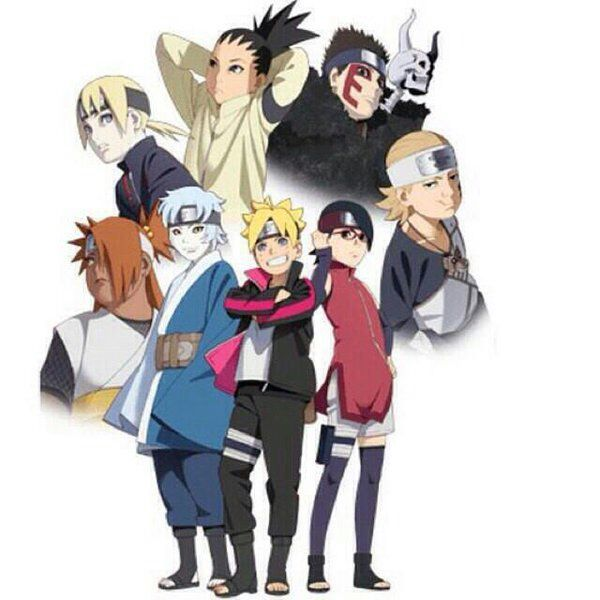 anime naruto boruto next generation: BORUTO: Naruto The Next Generation