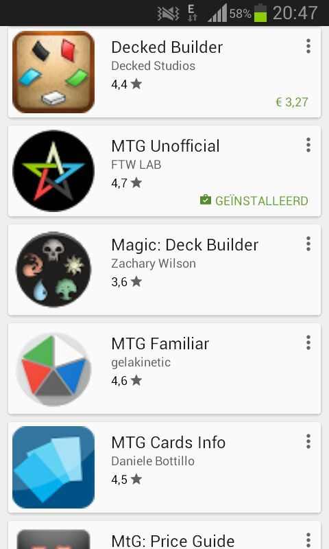 Magic The Gathering apps | MtG Amino
