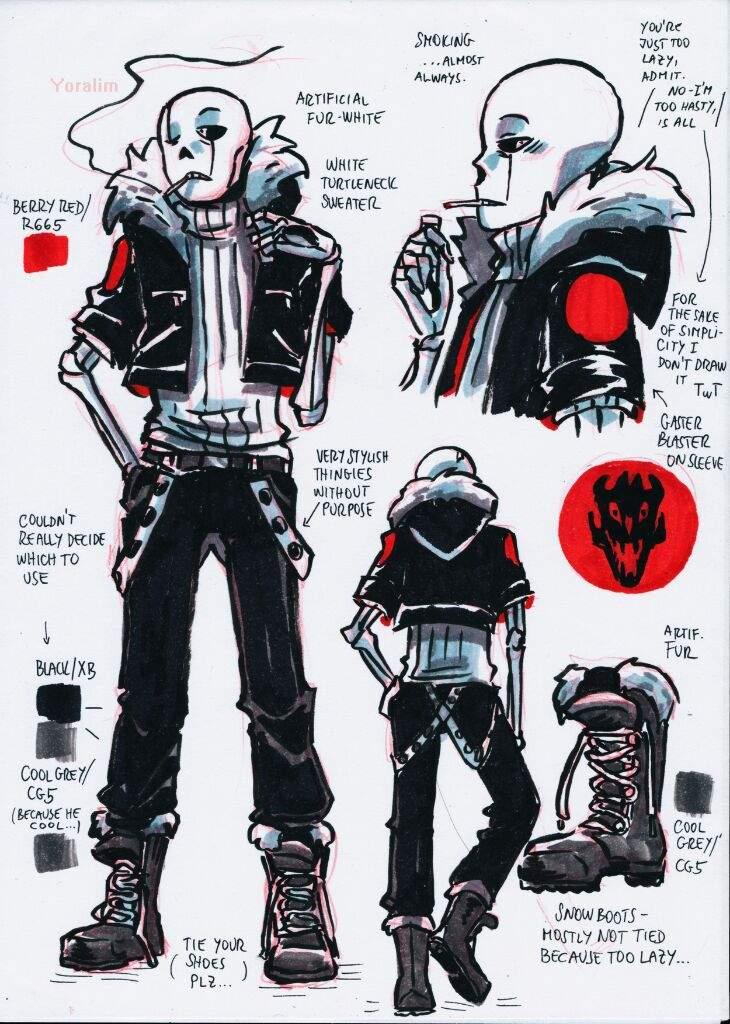 Undertale sans outfit - undertale sans costume | eBay  Gmod Pac3