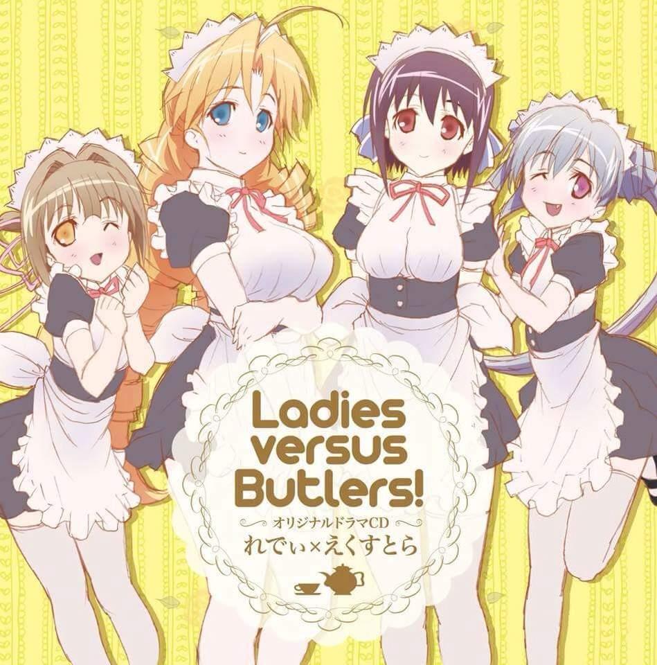 Ladies Vs Butlers | Anime Amino