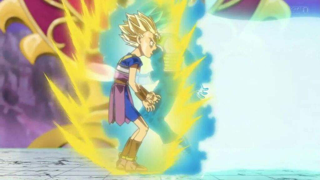 Image result for vegeta punch cabba Dragon Ball Super - Tournament of Power Conclusion