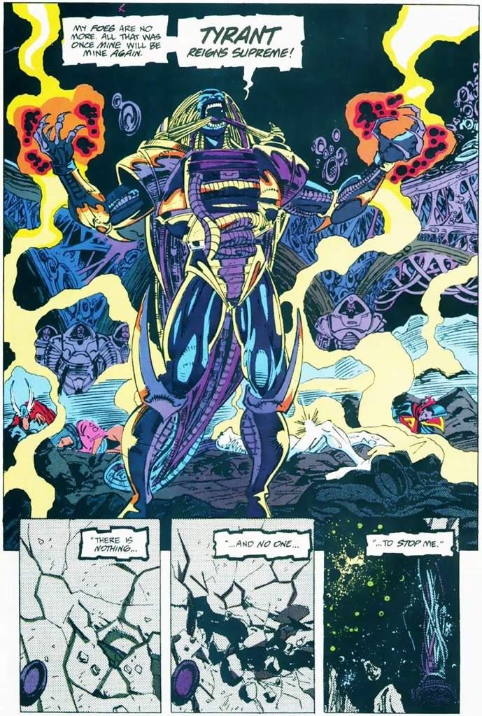 Respect Thread: Tyrant (Part 2) | Comics Amino