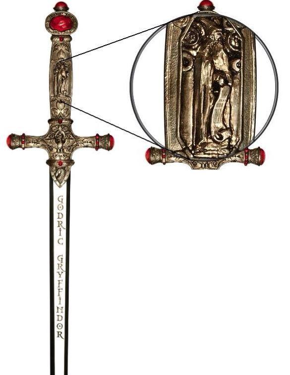 book of the dead goblin sword