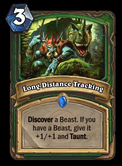 Build A Beast Hunter Deck