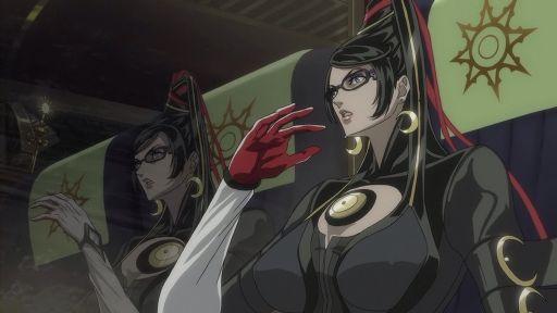 Bayonetta Bloody Fate Wiki Anime Amino