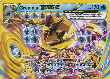 Greninja Break Mega Alakazam Deck Pokémon Amino