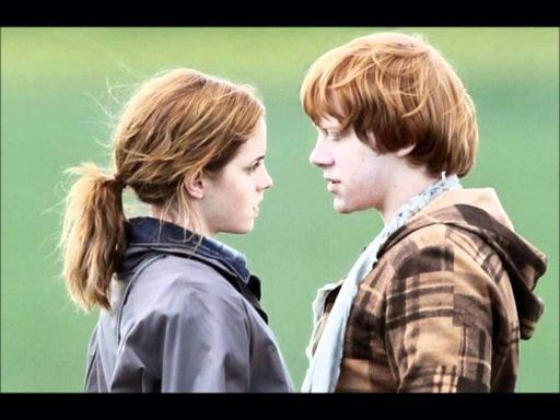 Who do ship more harry potter amino - Rone harry potter ...