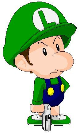Baby Luigi | Wiki | Mario Amino