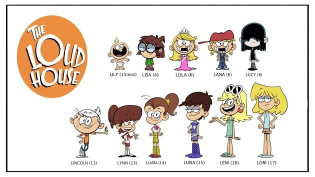 My top 5 reasons to love the loud house cartoon amino - Taller d en pich ...