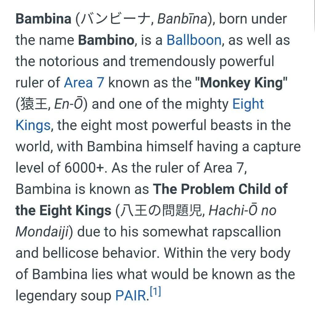 RESPECT: Monkey King Bambina 🙉