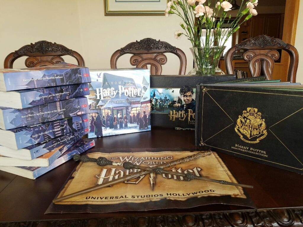 harry potter wand collection book pdf
