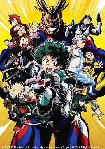 My Hero Academia Wiki Anime Amino