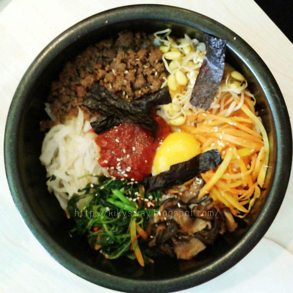 Comida coreana k pop amino - Comidas con arroz blanco ...