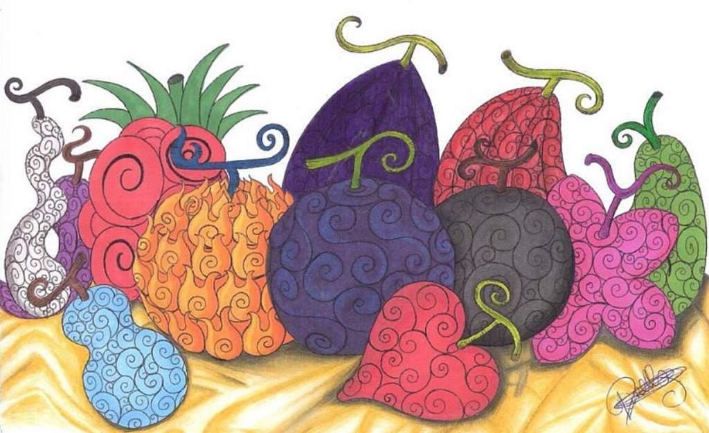 Logia devil fruit