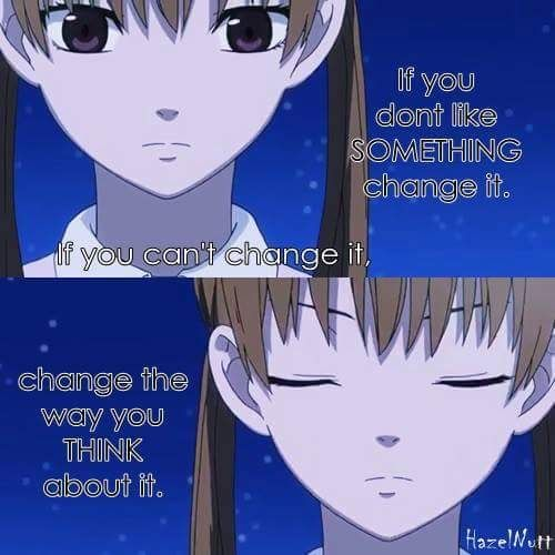 Best Anime Quotes On Life: My Favorite Anime Quotes