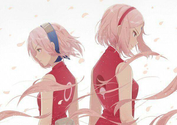 Sakura Haruno/Uchiha | Anime Amino