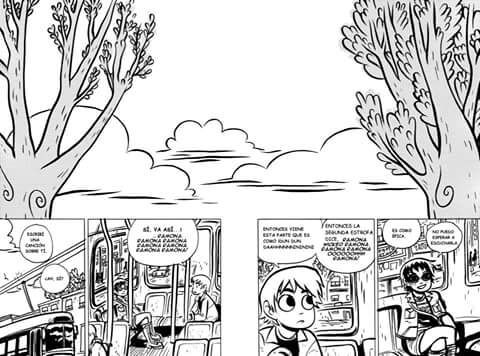 Scott Pilgrim Vs The World Comic Book 2 Parte 4 Comics Amino