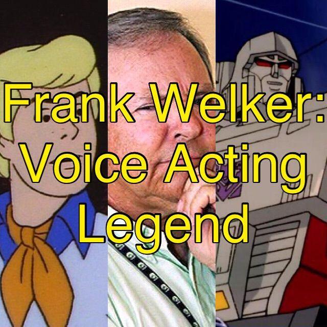 frank welker scooby doo voice
