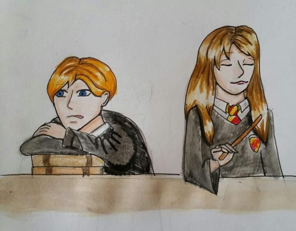 Wingardium leviosa hermione