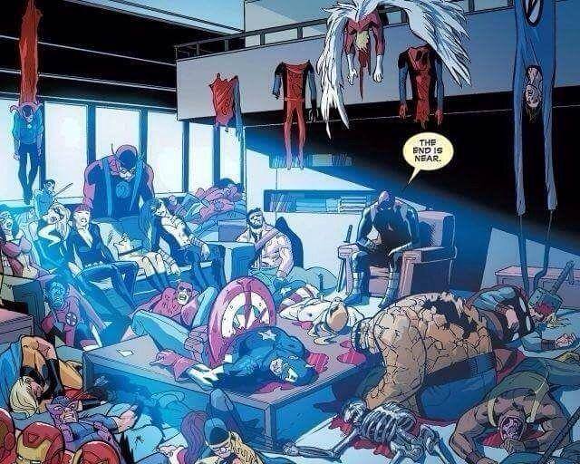 deadpool kills the marvel universe 1 4 pdf
