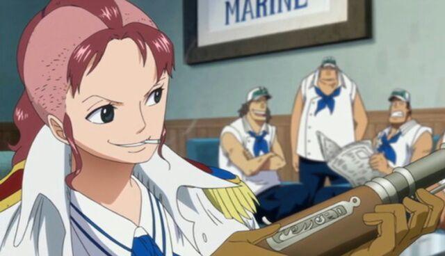 One piece la sangre no lo es todo anime amino - Belmer one piece ...