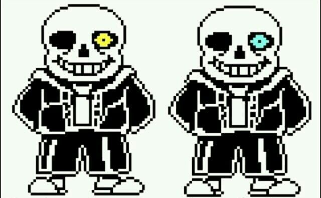 Theory About Sans Eyes Undertale Amino