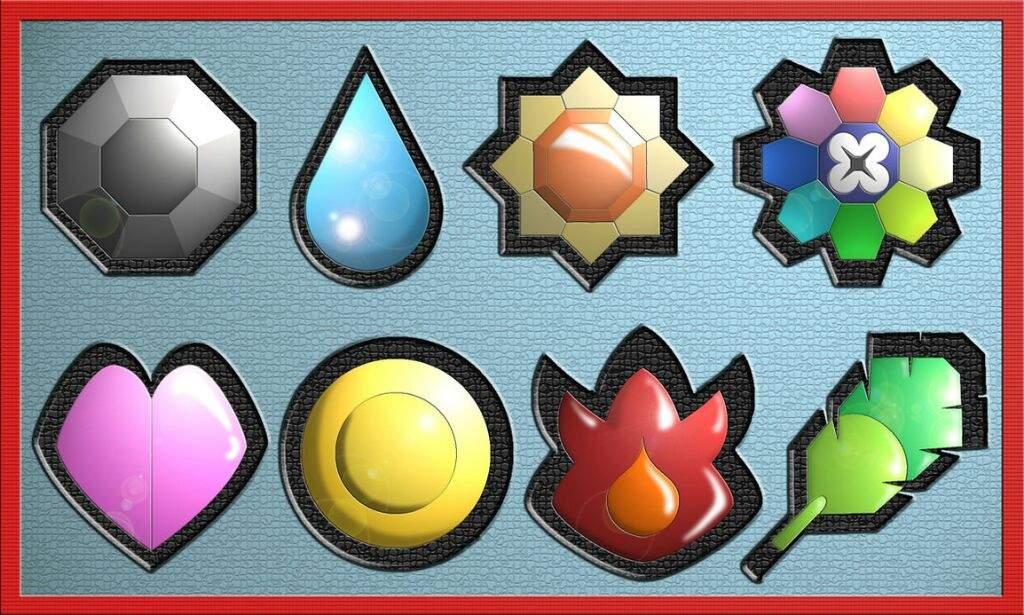 An lisis de las regiones pokemons kanto pok mon en for Gimnasio 8 pokemon rojo fuego
