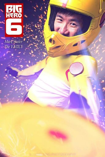 Big Hero 6 Gogo Wiki Cosplay Amino